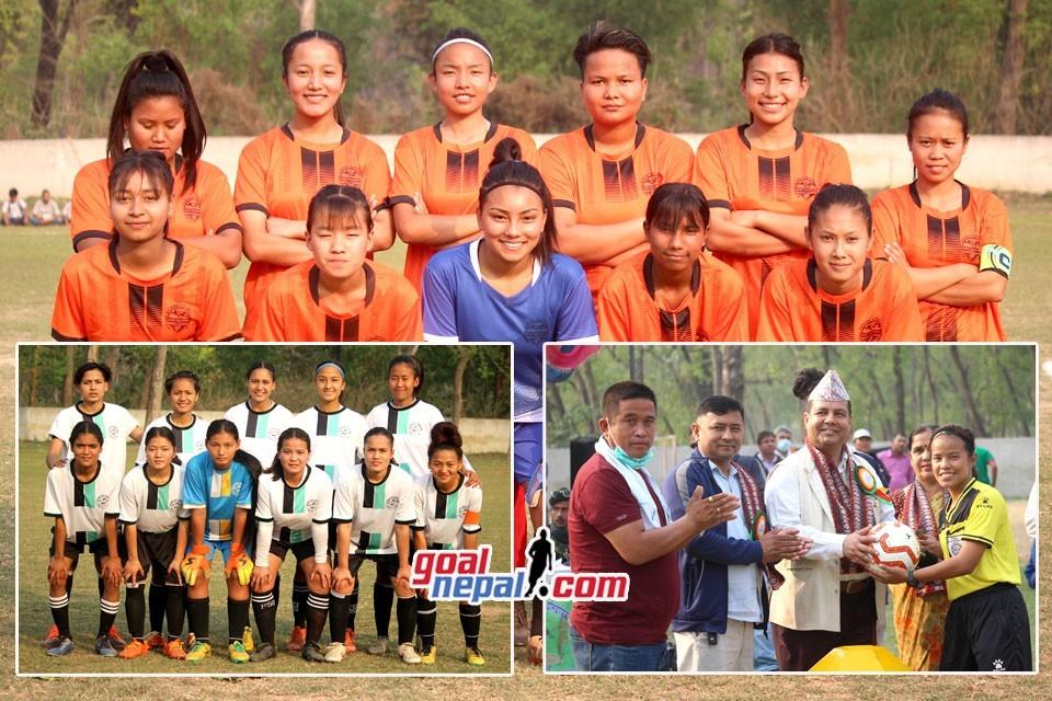 Nawalparasi: Bardaghat Dy Mayor Women's Championship Kicks Off