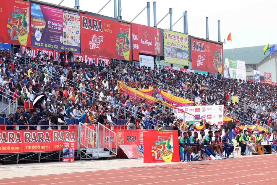 19th Aaha! RARA Gold Cup: Nearly NRs 1.2M Ticket Sales In The Final Match