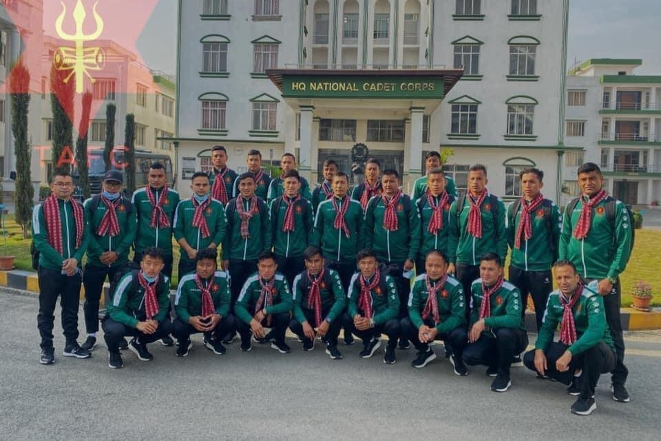 AFC Cup Qualifiers: Tribhuwan Army FC Lands Goa