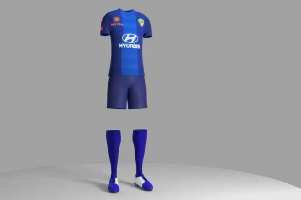 Nepal Super League: Pokhara Thunders Reveal Its Playing Kit