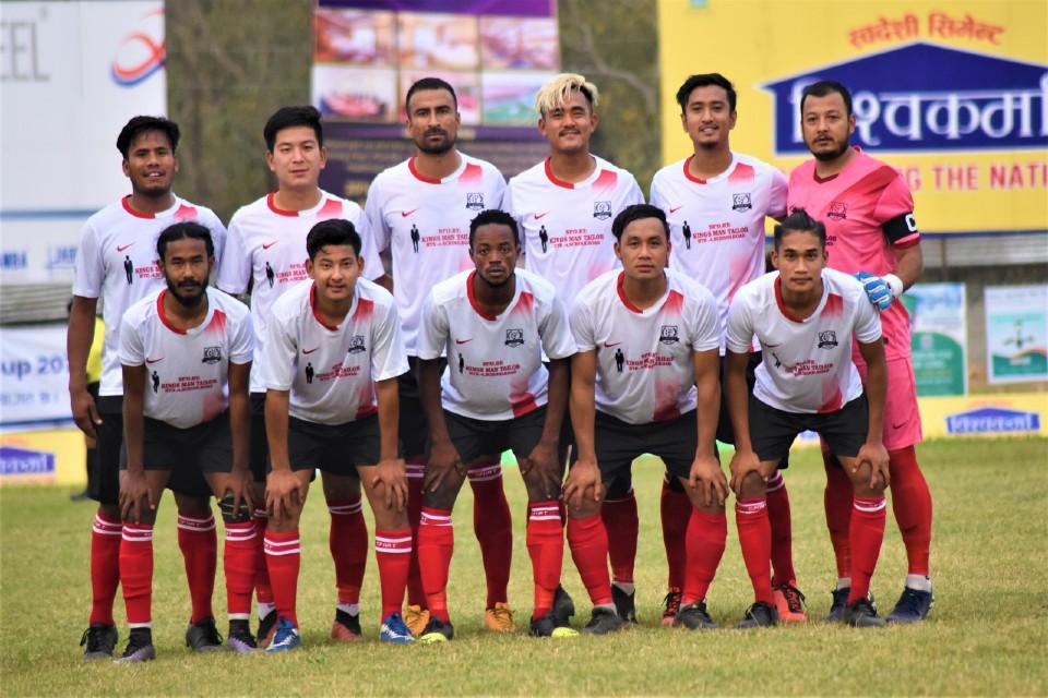 Vishwokarma Cement 11th Jeetpur Simara Gold Cup: Bijaya Youth Hetauda Enters QFs