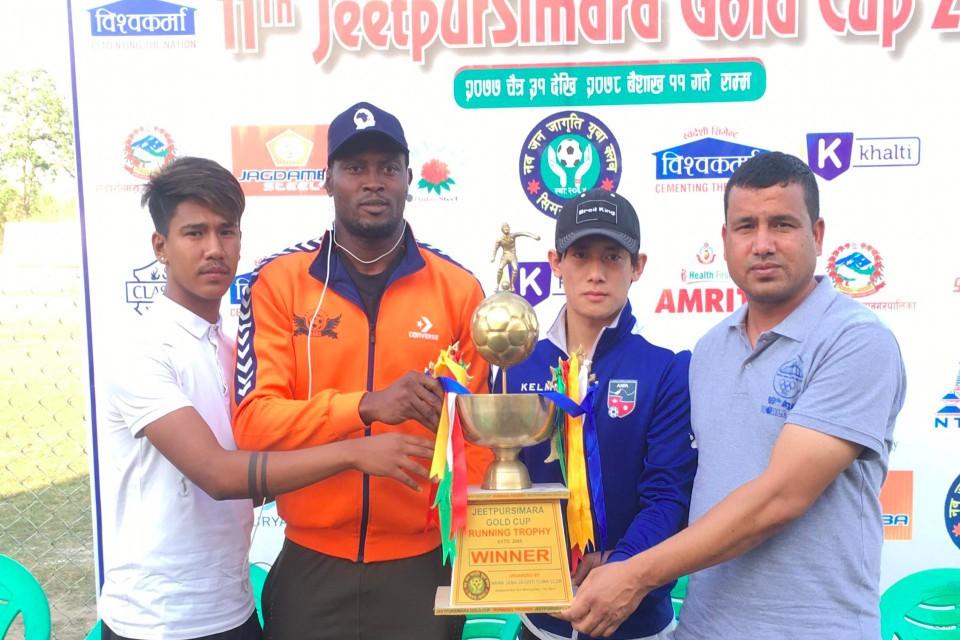 Vishwokarma Cement 11th Jeetpur Simara Gold Cup Final: Sankata Vs African Roots - PREVIEW