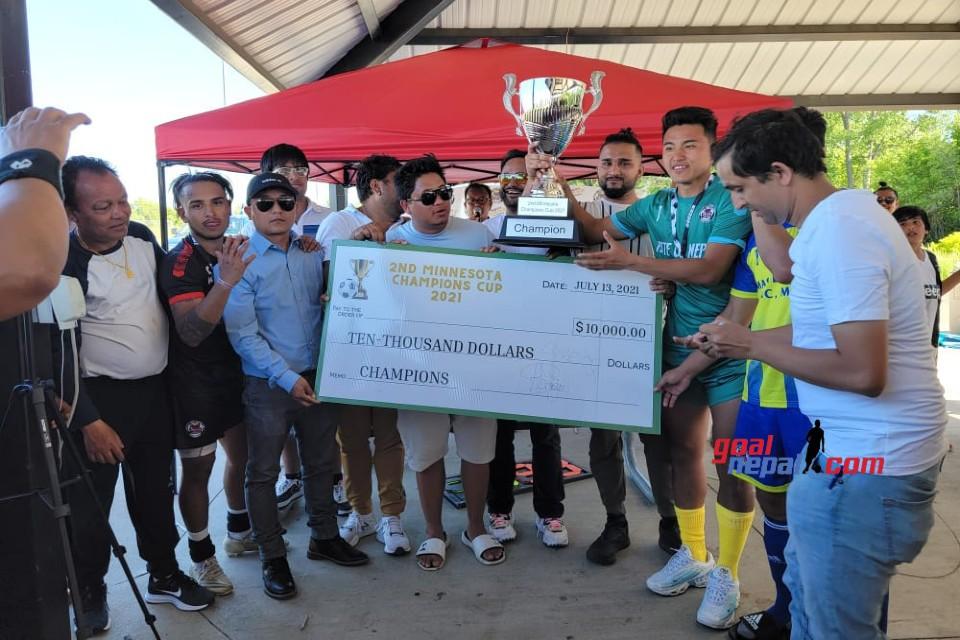 USA: BYSC Wins Title Of 2nd Minnesotta Championship