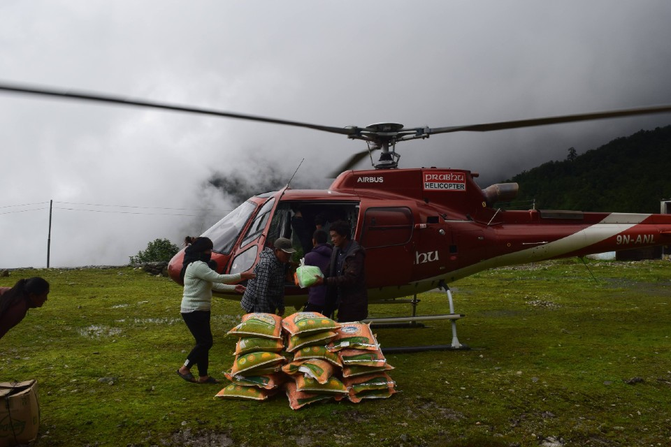 MMC Distributes Relief Worth NRs 3m In Manang