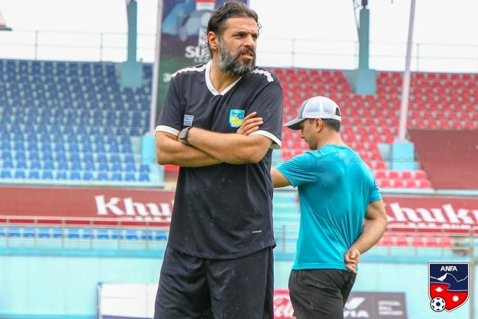 Nepal Coach Abdullah Almutairi Resigns From The Post Because Of Sr. VP ?
