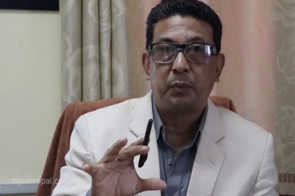 No Sports In Gandaki Province Until Complete Vaccination - Sports Minister Deepak Manange