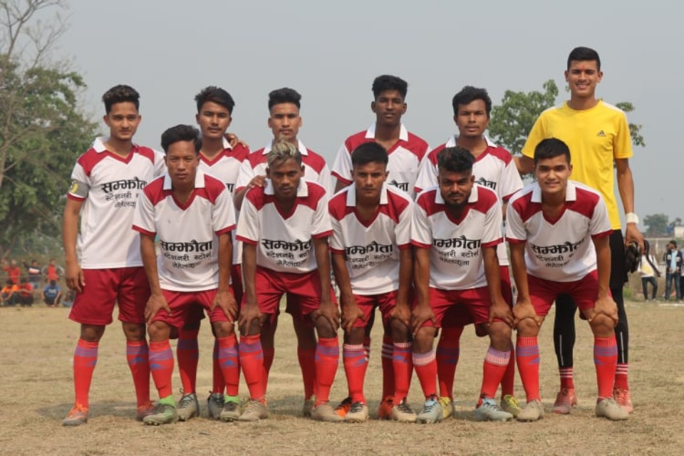 Surkhet: Mehelkuna FC To Take Part In C Division League Qualifiers