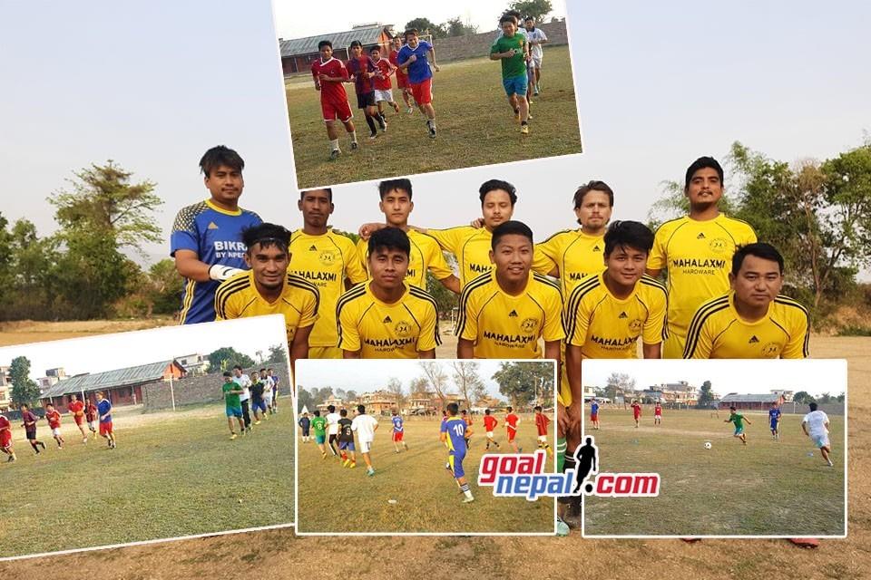 Nawalparasi: Bhairab Sports Club Confirms Participation In C Division League Qualifiers