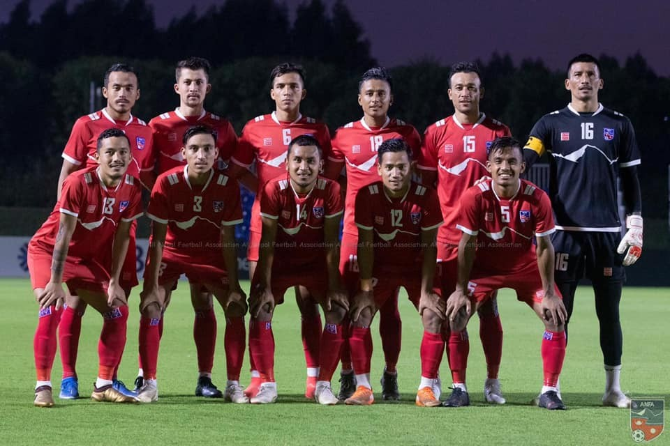 Nepal Beats Qatari B Division Side In A Friendly Match