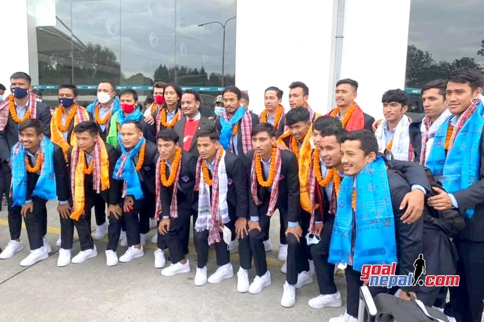 Nepal Returns Home From Maldives; Government Announces Nrs 5 Lakh Each