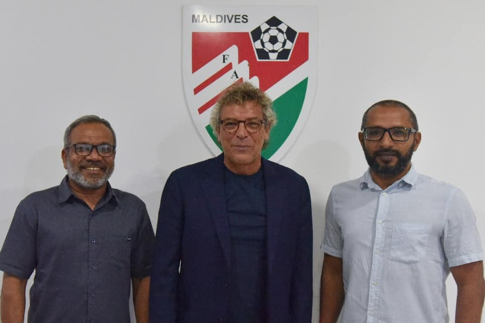 Maldives Appoints A Coach From Italy For Their National Team