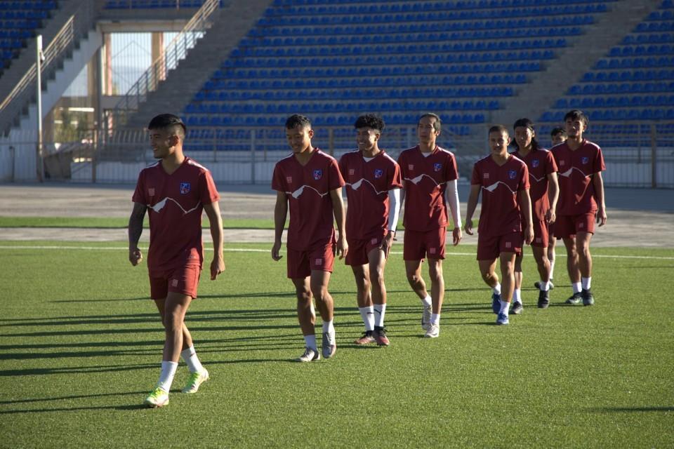 Nepal U23 Completes Prep For Iran U23 Clash In AFC U23 Asian Qualifiers