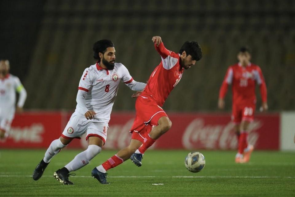 AFC U23 Qualifiers: Tajikistan Beats Lebanon