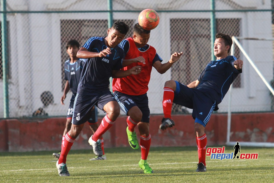 Nepal U18 Shifts Focus To AFC U19 Qualifiers
