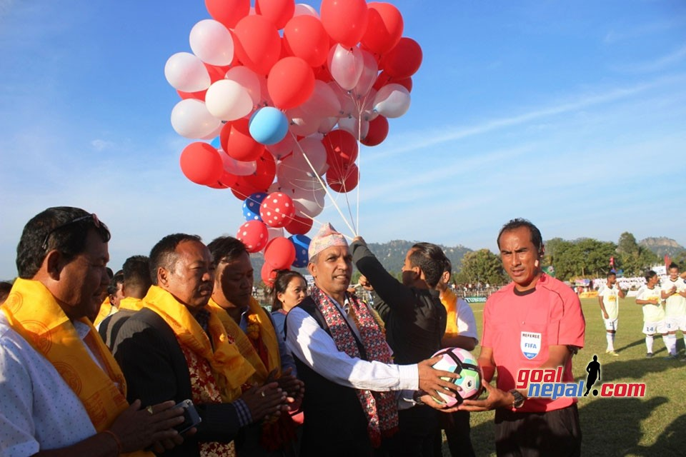Jhapa: Satashi Gold Cup Kicks Off