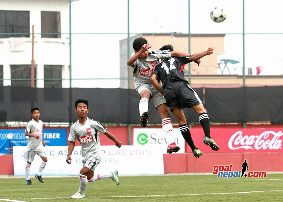 Coca-Cola Cup: Everest Secondary Academy Sarlahi Beats Janajyori Secondary Rupandehi