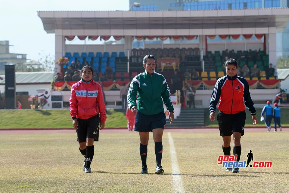 COAS 5th Women's Championship Kicks Off
