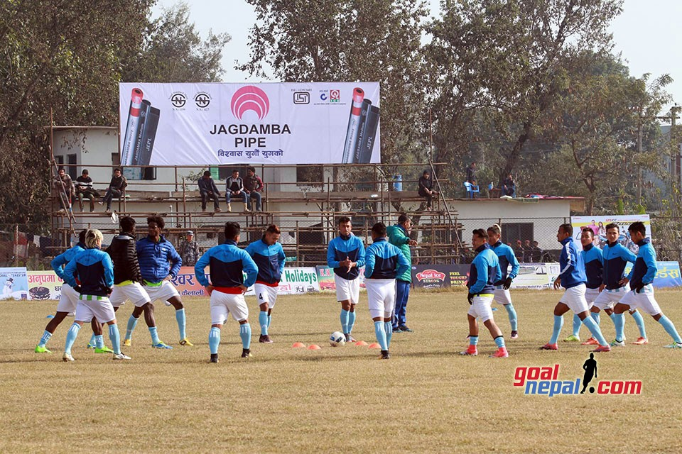 2nd Far West Khaptad Gold Cup : MMC Vs Rupandehi