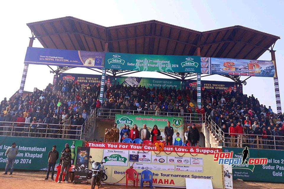 2nd Far West Khaptad Gold Cup: MMC Vs Nepal Army