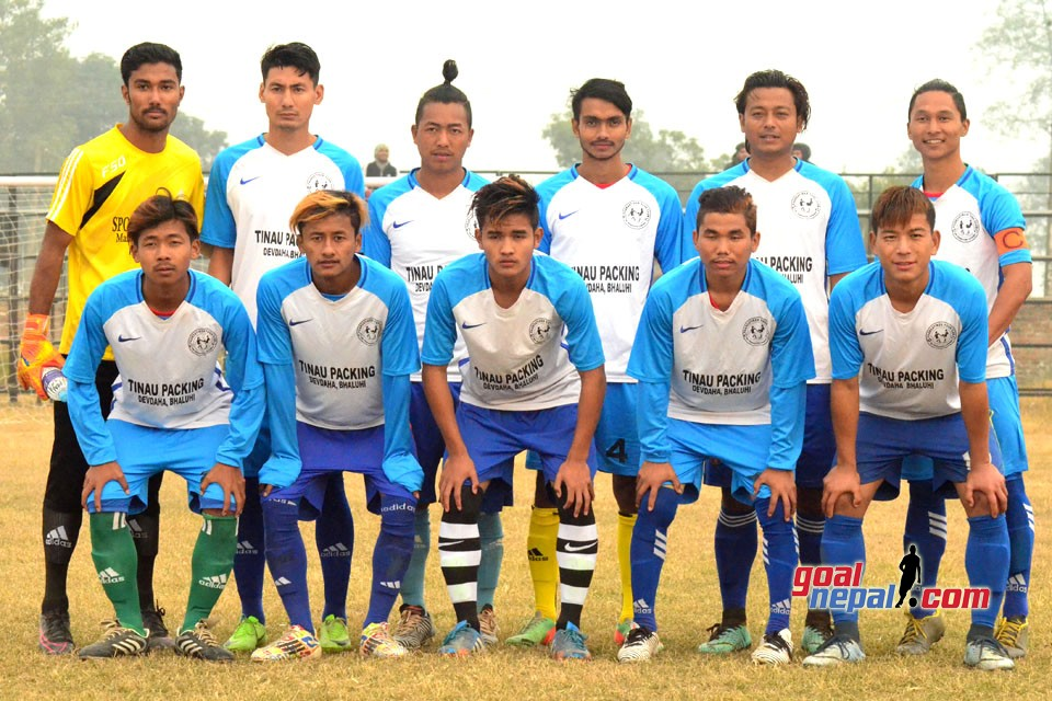 Rupandehi: Bhairav FC Enters SFs In 5th Pharsatikar Cup