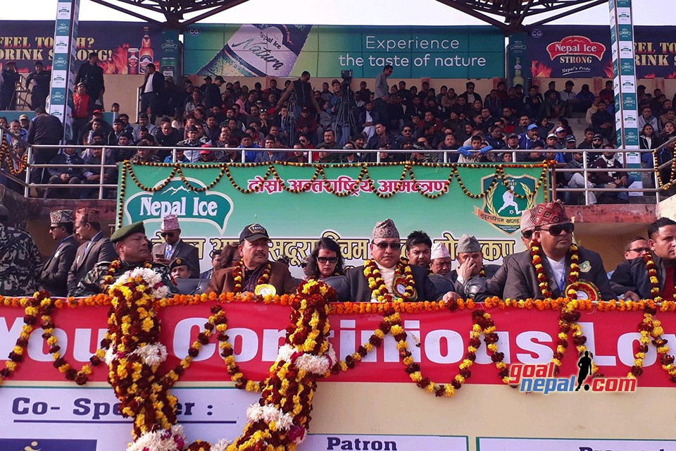 2nd Far West Khaptad Gold Cup Final: Nepal Army vs Nepal APF