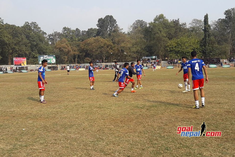 3rd Hetauda Gold Cup: Bijaya Youth Vs Nepal Police Club