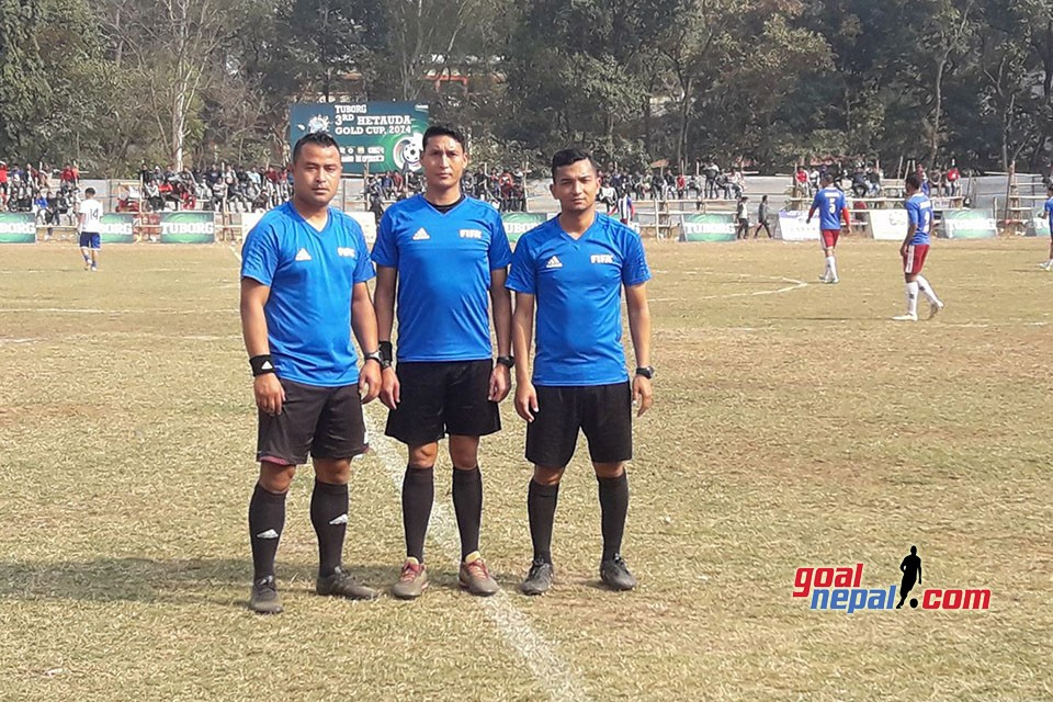 3rd hetauda Gold Cup: Ruslan Three Star Club Vs Sankata Club