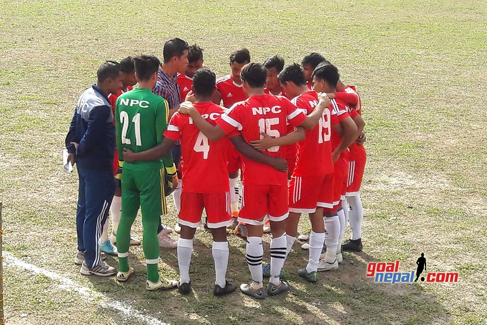 4th Mai Valley Gold Cup: Durgapur Steel FC, Kolkata Vs NPC