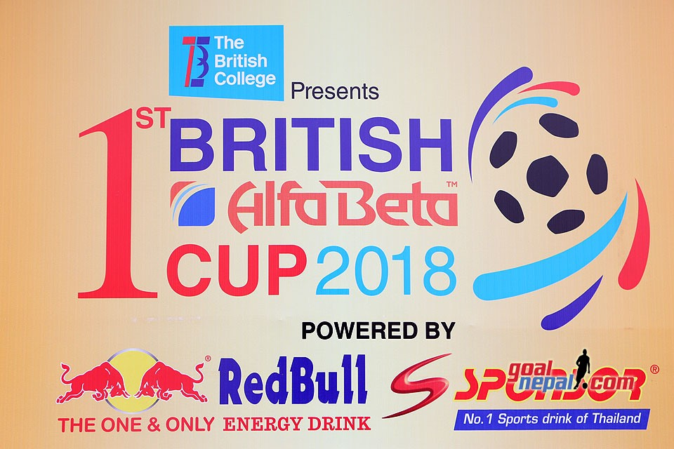 1st British AlfaBeta Cup 2018 Kicks Off