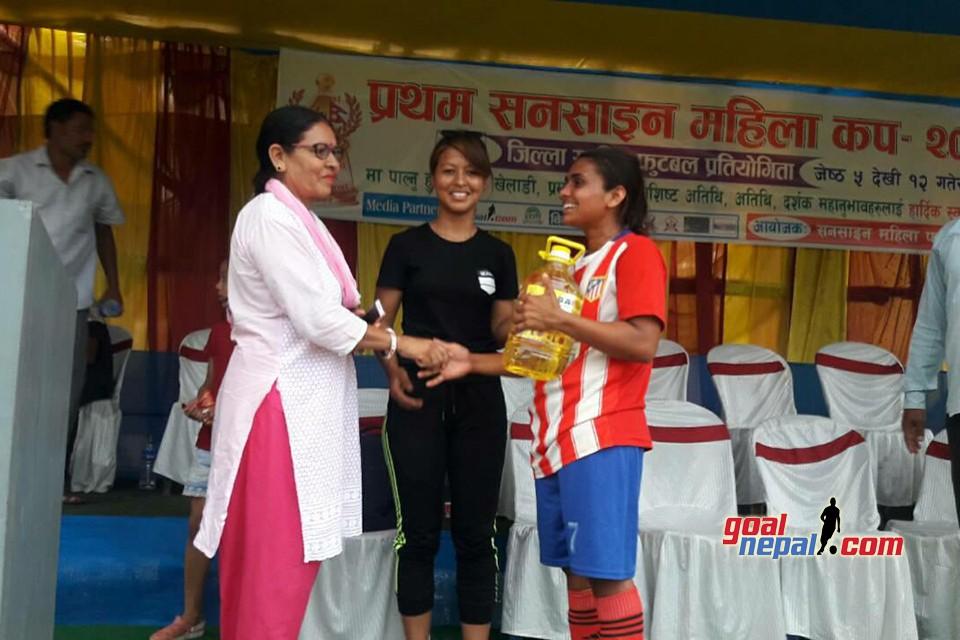 Jhapa Yuwa Pariwar Beats Baarahdarshi Rural Municipality