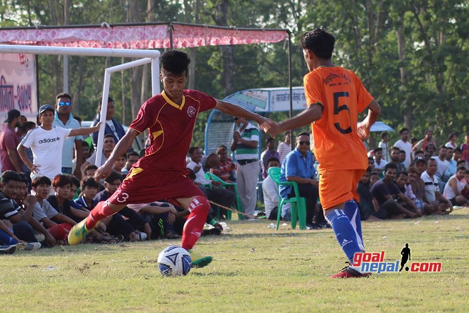 Bara: Ward Number 2 Enters SFs Of Jitpur Simara Sub Metro Mayor Cup