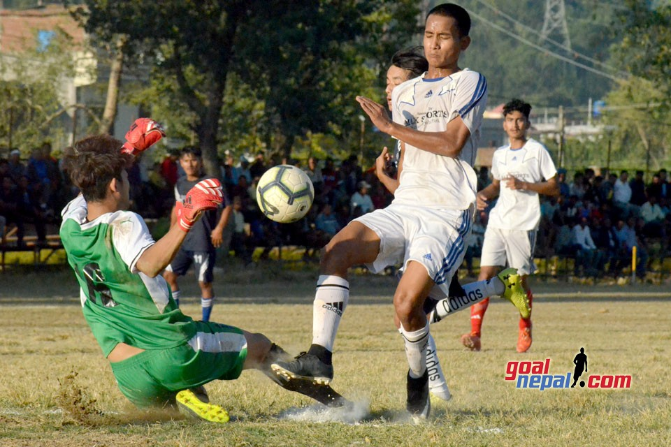 Photo Gallery : Bhairav Fc Enters SFs of 5th Mount Star Cup