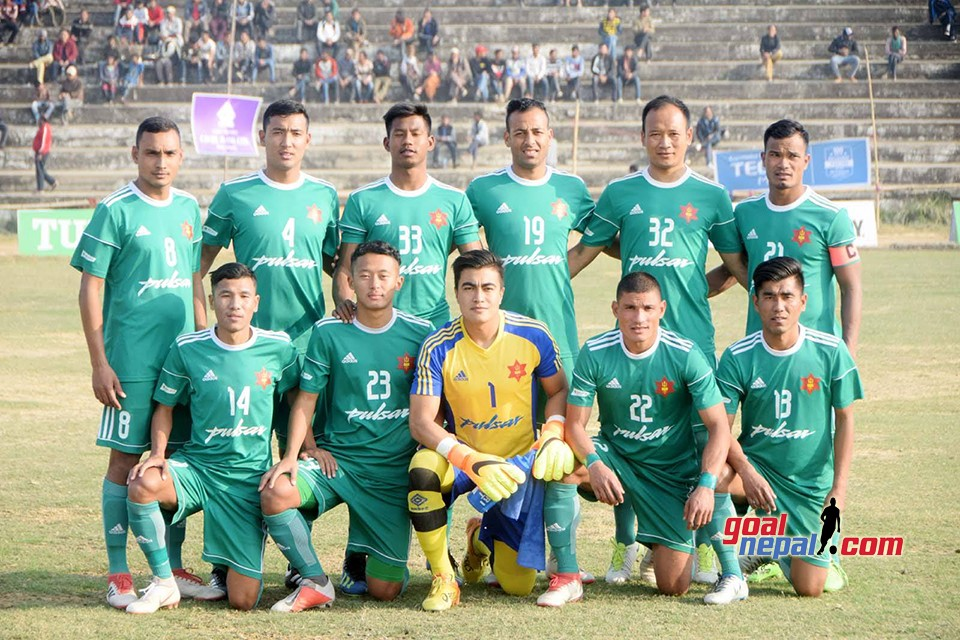Nepal Army Thrashes Jhapa XI To Enter FINAL Of Bishal Memorial Cup