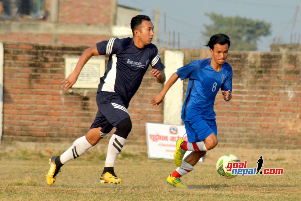 Photo Gallery : Sunaulo Sangam Enters QFs Of 6th Pharsatikar Cup