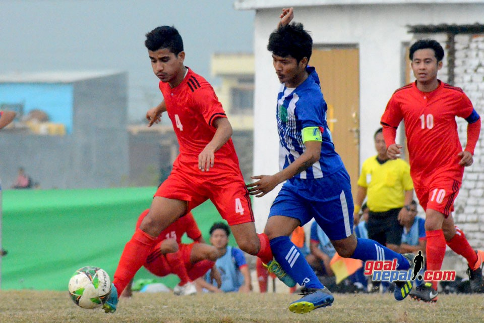 Photo Gallery : Lisnu Yuwa Club Enters QFs Of 6th Pharsatikar Cup