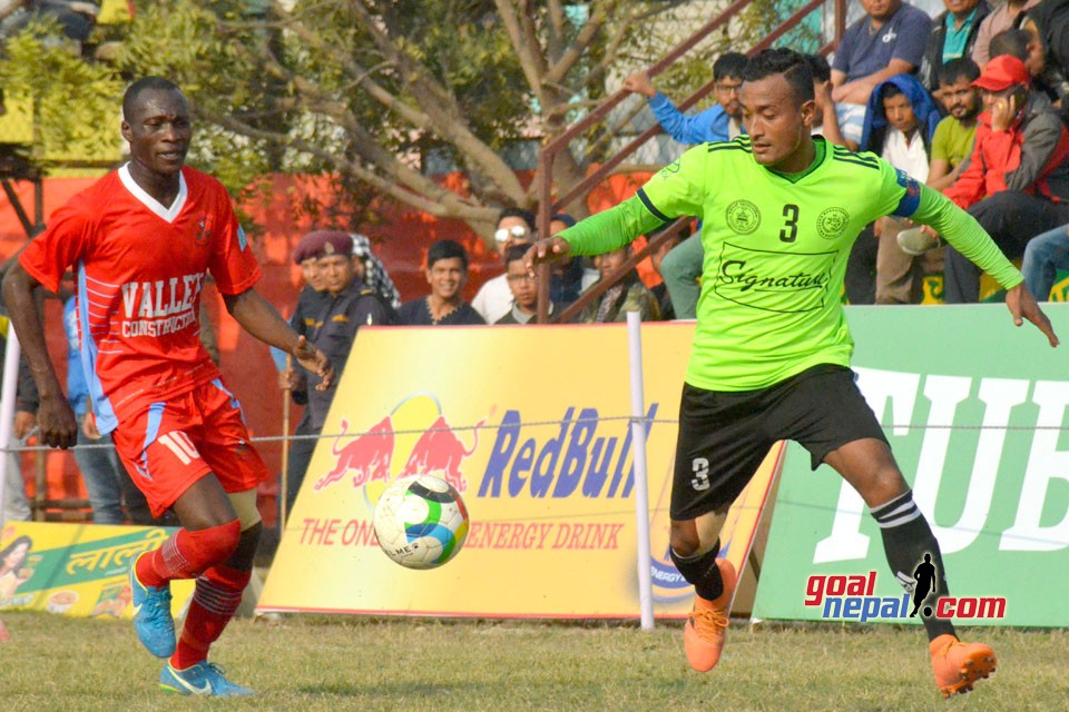 21st Tilottama Gold Cup: MMC Vs Chyasal Youth