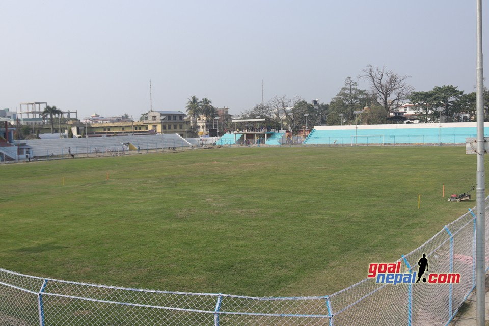 SAFF Women's Championship 2019: Sahid Maidan Getting Major Facelift