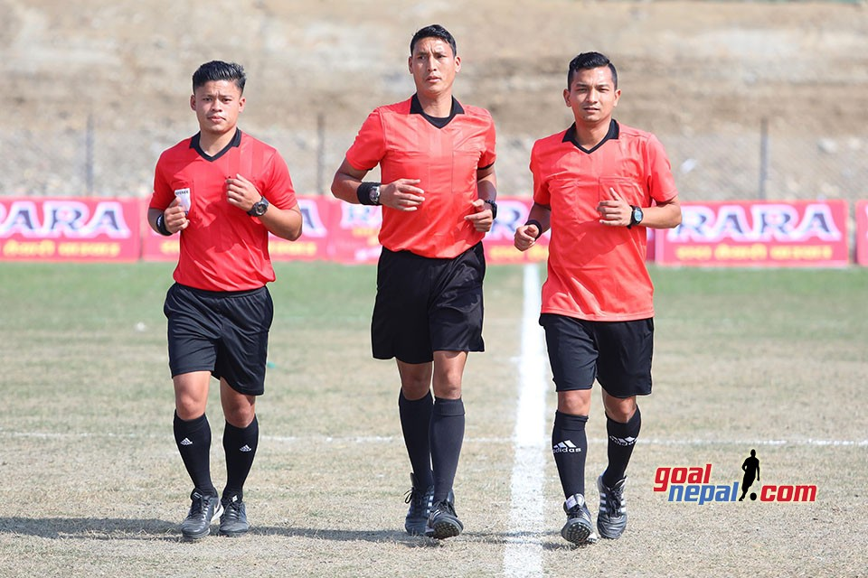 17th Aaha! Rara Gold Cup: Himalayan Sherpa Club Vs Dharan FC