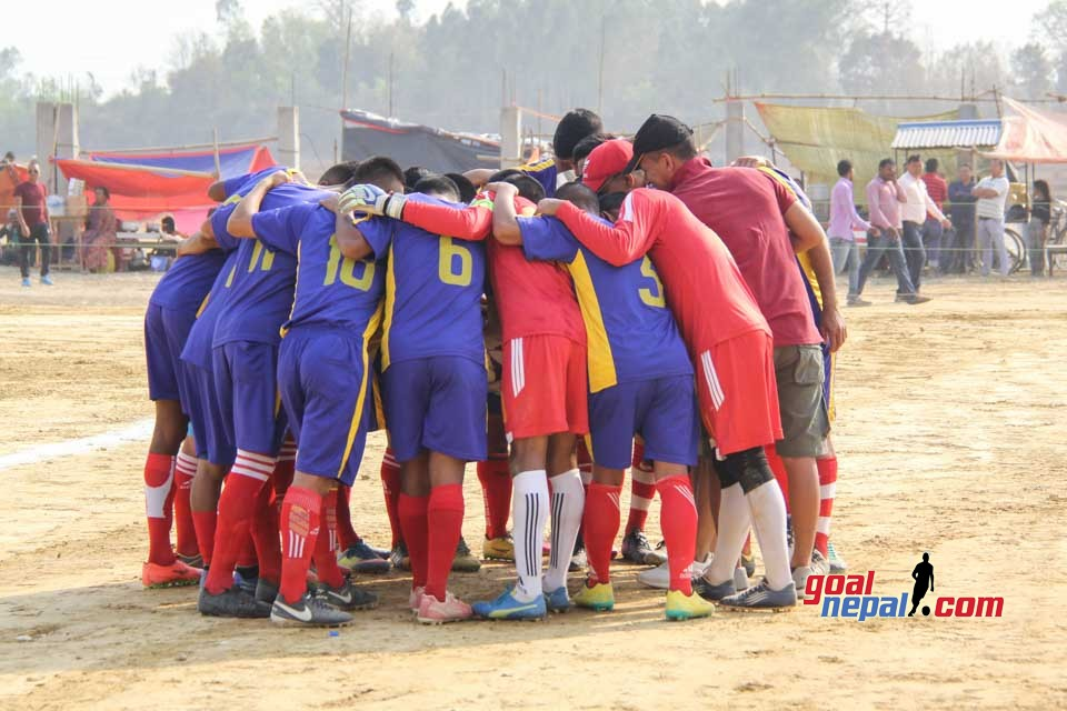 2nd Golbazar Mayor Gold Cup: 27 Bahini Adda vs Fusion FC