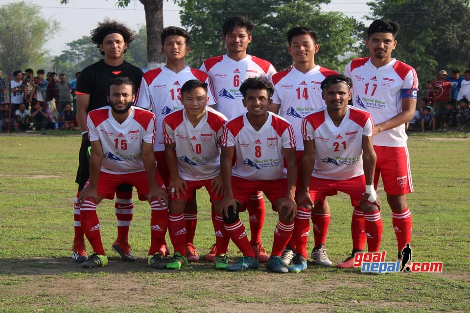 Jhapa: 2nd Haldibari Rural Municipality Gold Cup Kicks Off