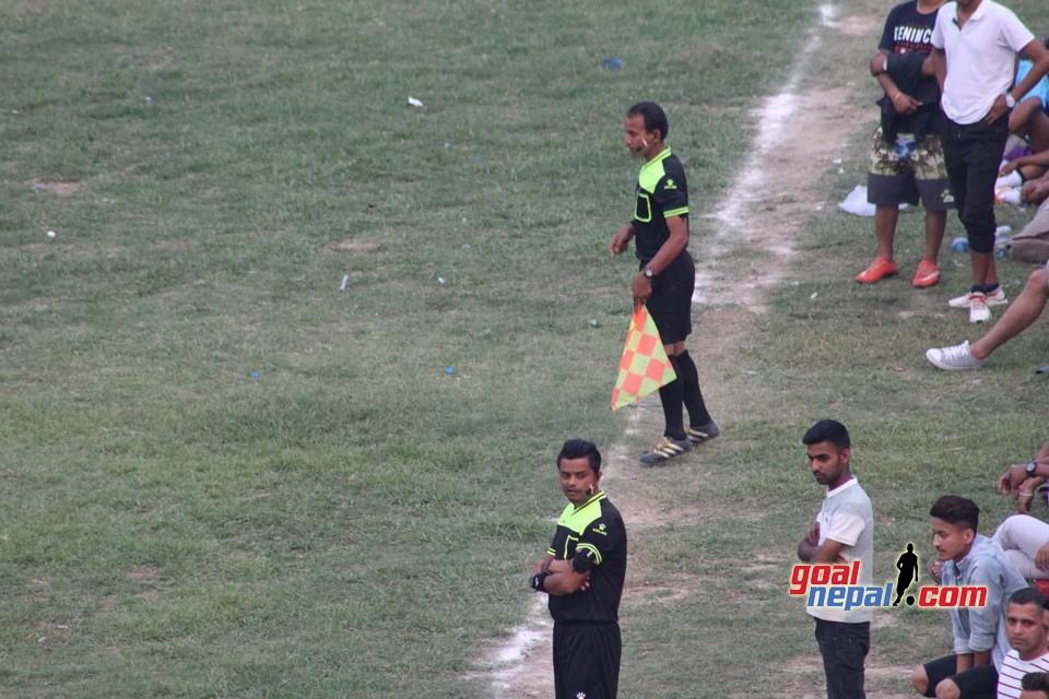 Chitwan: Thori Sports Club Enters SFs Of Madi Gold Cup