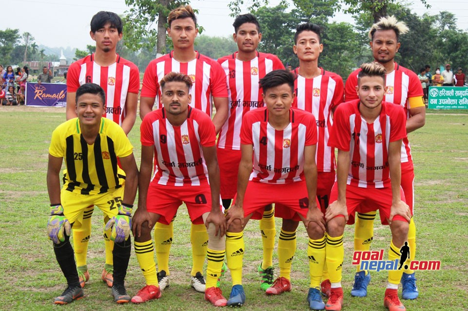 Jhapa: Red Star FC Enters SFs Of Haldibari Gold Cup