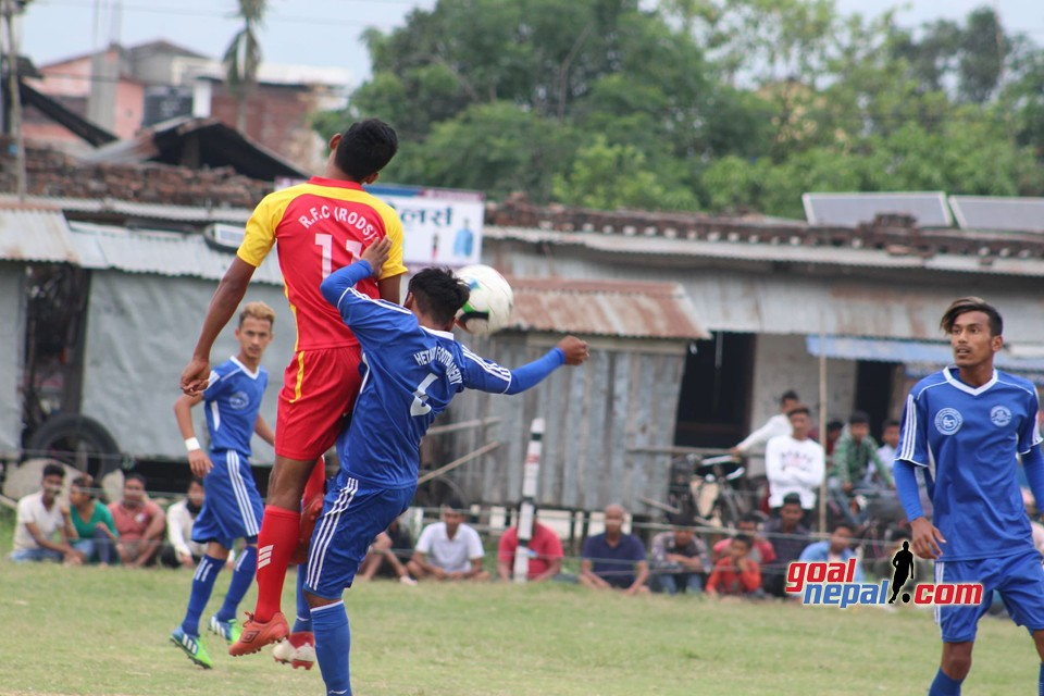 Rampur FC Enters SFs Of Madi Gold Cup