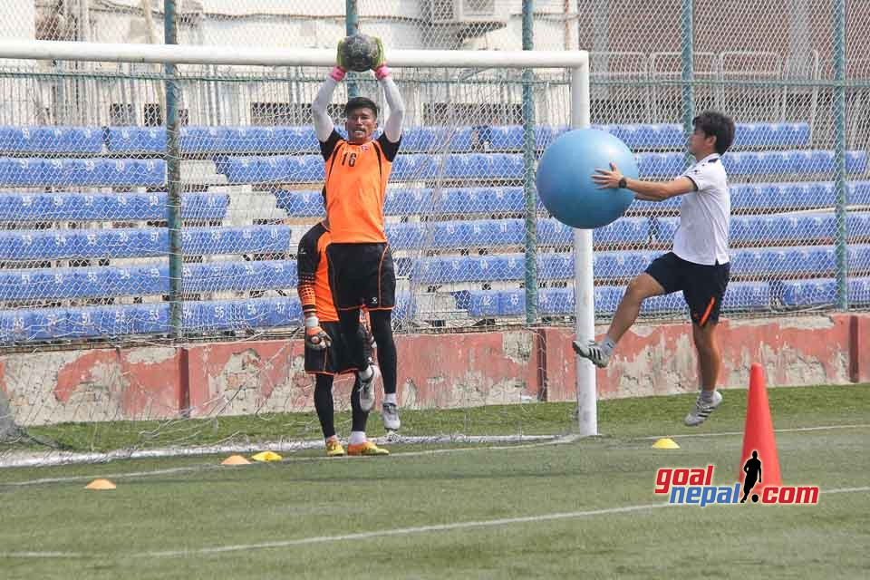 Nepal National Team Getting Ready For Two International Friendlies
