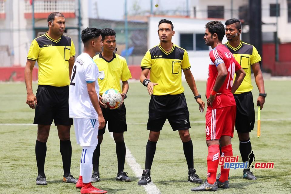 C Division League Qualifiers:  Mana Maiju FC Vs Nawa Jana Jagirti Yuwa Club