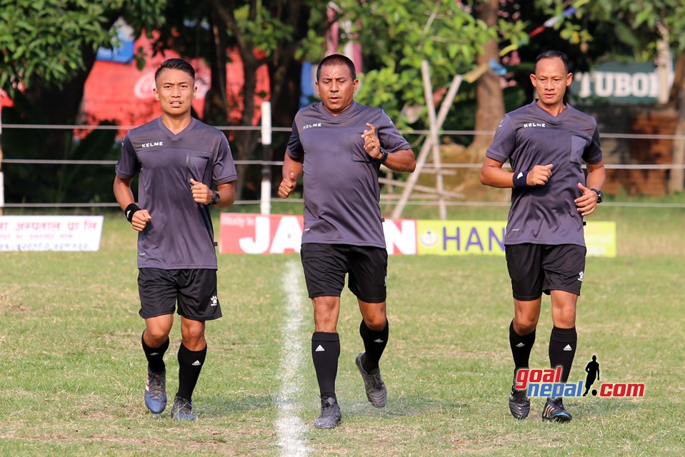 Hanami 5th Chitwan Championship: Junior Police Officer College Vs 4 Brothers, Gaidakot