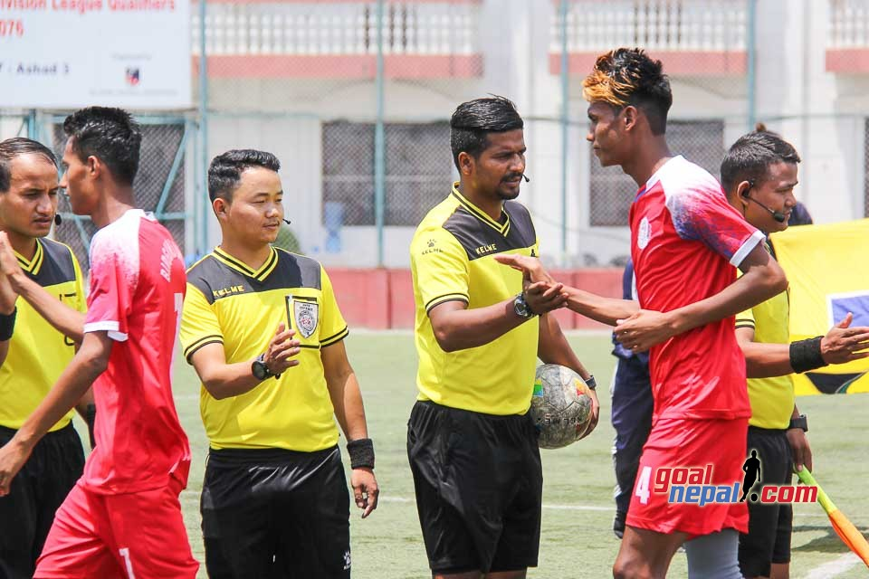 C Division League QFs 2019: Bagmati Yuwa Club Vs Birgunj United