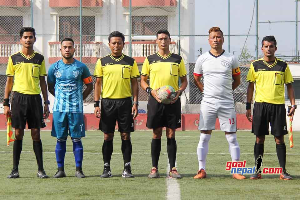C Division League QFs 2019: Temal FC Vs SAS