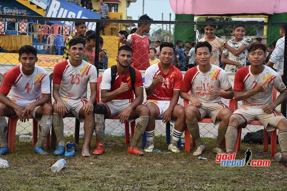 6th Rumpum Udayapur Gold Cup: Nepal APF Enters Final