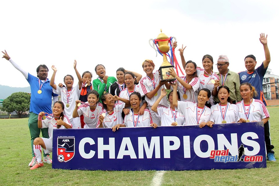 Biratnagar Metro Wins Title Of Dy Mayor Cup
